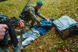 На Буковині прикордонники пострілами зупинили контрабандистів