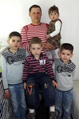 Буковинців просять допомогти врятувати батька чотирьох дітей
