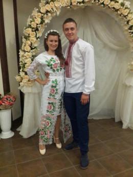 Буковинець, який служив в АТО, одружився з луганчанкою
