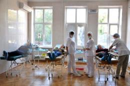 Буковинці активно підтримали ідею свідомого донорства крові (фото)