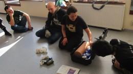У Чернівцях відбувся вишкіл з тактичної медицини,  організований пластунами (фото)