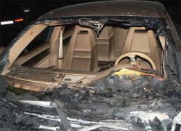 Засудили двох осіб, які підпалили авто у центрі Чернівців