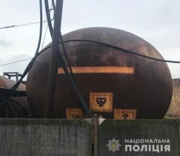 На Буковині поліція затримала майже 40 тонн прекурсорів