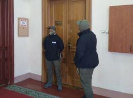 В кабінеті голови Чернівецької облради Мунтяна проводять обшук
