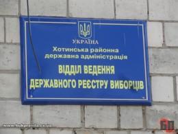 На Буковині в одній із виборчих комісій вже вдруге змінили голову