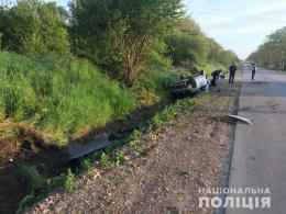 На Буковині через п'яного водія загинув пасажир автомобіля