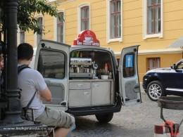 Мобільні кав'ярні