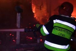На Буковині через необережне поводження з вогнем загинув чоловік