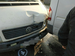 У поліції розповіли деталі аварії з 4-ма автівками в Боянах