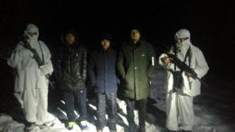 Нелегалів з Афганістану та Пакистану затримано на Буковині