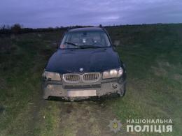 На Буковині затримали хлопця, який викрав автомобіль іноземця (фото)