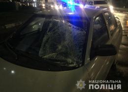 На Заводській водійка на ВАЗі збила 16-річну дівчину