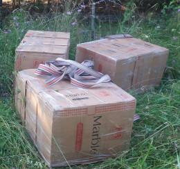 На Буковині припинили дві спроби тютюнової контрабанди (фото)