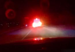 На Буковині нетверезий водій втікав від поліції