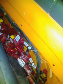На Буковині затримали румунку, яка через контрабандні цигарки втратила Renault Kango
