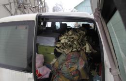 У Сторожинці волонтери відправили на схід вантаж із речами та продуктами