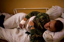 На Буковині медпрацівниками було здійснено понад тисячу відвідувань учасників АТО