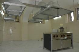 На ремонт харчблоку дитячої лікарні у Чернівцях витратили майже мільйон гривень (фото)