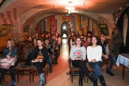 У Чернівцях для дітей з Луганщини провели благодійний вечір (фото)