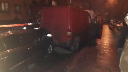 У Чернівцях зіткнулися чотири автомобілі