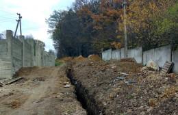 На Буковині у райцентрі ремонтують водопровід