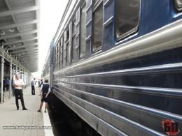 Залізнодорожний вокзал у Чернівцях