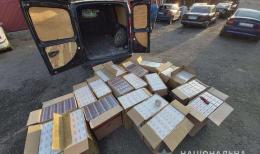 На Вижниччині викрили незаконне перевезення підакцизних товарів