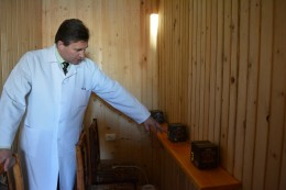 На Буковині пацієнтів лікують сіллю і травами (фото)