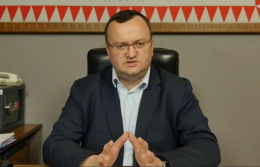 Мер Олексій Каспрук розповів про пікет під лікарнею у Садгорі