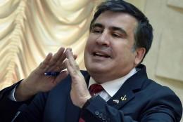 Чернівці відвідає політик Міхеіл Саакашвілі