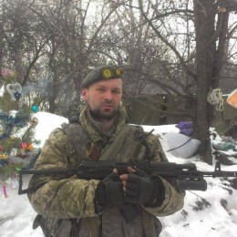 Старший сержант Олег Істратій