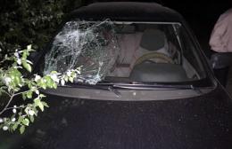 На Буковині п'яний водій на ВАЗі збив пішохода та втік