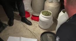 На Буковині, на горищі дому чоловіка, знайшли конопель на майже 18 мільйонів гривень