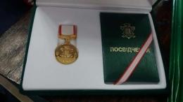 Відомих чернівчан нагородять медаллю «На славу Чернівців»