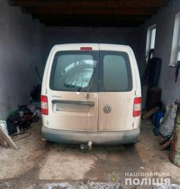 Поліцейські Буковини впродовж години знайшли викрадений автомобіль