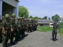 На Буковині сформували батальйон територіальної оборони (фото)