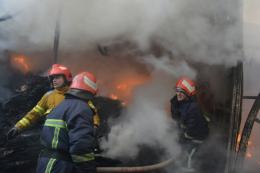 На Буковині у палаючому будинку загинув пенсіонер