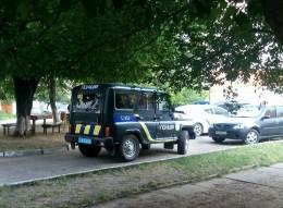 У Чернівцях на Гравітоні обікрали декілька машин (фото)