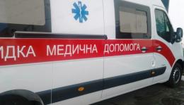 Чернівецька область отримала два нових автомобілі швидкої допомоги