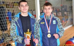 Боксери з Буковини привезли нагороди з Грузії