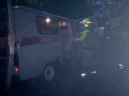 На Буковині під час пожежі врятували двох людей