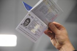 У Чернівцях чоловік із фальшивкою прийшов за біометричним паспортом