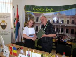 ЧНУ підписів угоду про співпрацю з сербським університетом Крагуєваца