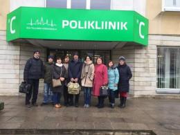 Викладачі БДМУ стажувалися у кращих клініках Прибалтики