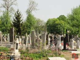 Кладовищі по вулиці Зеленій у Чернівцях