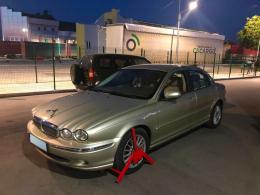 у 37-річного румуна виявили викрадений автомобіль «Ягуар»