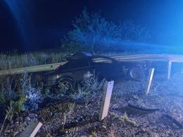 Водій легковика, який вночі потрапив в страшне ДТП, загинув