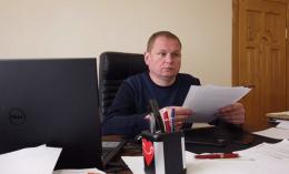 У мерії Чернівців пояснили, чому звільнили Брязкала з посади керівника зелентресту.