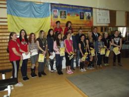 Чемпіонат області з пауерліфтингу відбувся у Чернівцях