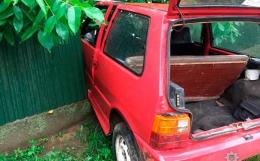 """Затримали буковинця, який викрав """"FIAT-UNO"""" та потрапив на ньому в ДТП у Чернівцях (фото)"""